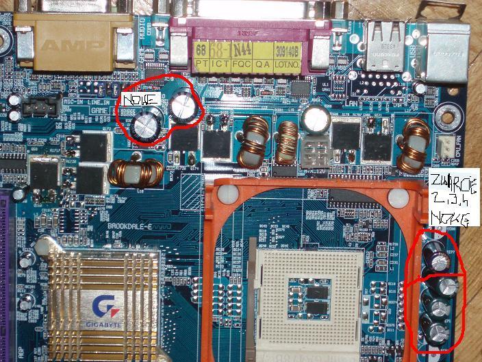 GIGABYTE GA-8IE2004P DESCARGAR CONTROLADOR