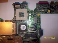HP Compaq nx9005 - nie uruchamia się na zasilaczu