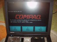 Compaq Armada M700 - nie zapisuje ustawień BIOSu