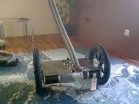 Prototyp Segway-a własnej konstrukcji