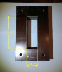 Transformator ts 180/4 uzwojenia