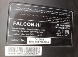 falcon-hi - falcon-hi de 5700 restart tv