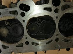 Passat b5 engine ahl 1.6 - cylinder head gasket rings Ahl engine