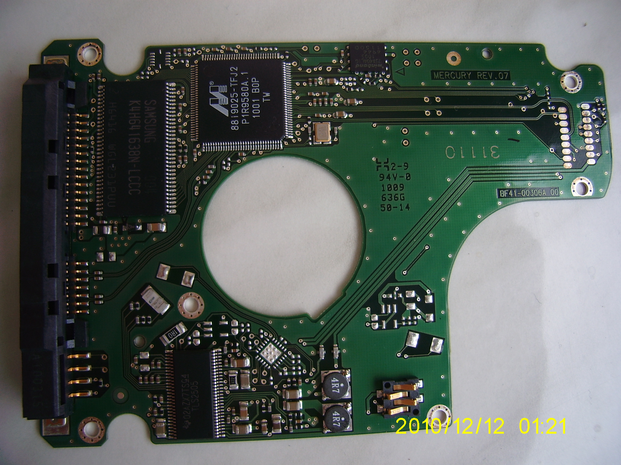 Samsung HM641JI nie dzia�a. Martwa elektronika?