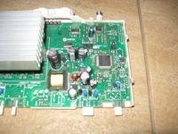 Pralka Hotpoint WMD940K - błąd F01