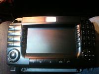 Mercedes W220 - Podłaczenie kamery cofania NTG1.