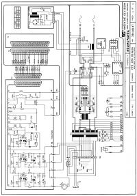 Migatronic MTE 220 uszkodzony wyłącznik główny