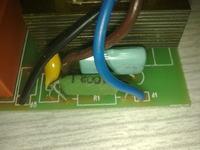 ch�odziarka, silesia scw-220, jak pod��czy� termostat??