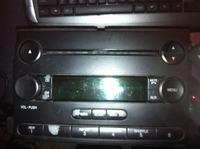 Ford Focus ZX4  - Uruchomienie wej�cia AUX
