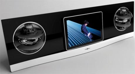 Jarre AeroPad Two - g�o�nik z dokiem dla iPad dost�pny dla zamawiaj�cych