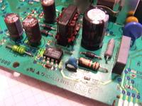 Pralka Electrolux EWS 1221 - spalony moduł