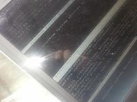 Asus F3S Powielony obraz na matrycy w poziomie