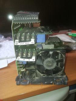 Siemens Micromaster 6SE9216 - szukam schematu, service manual