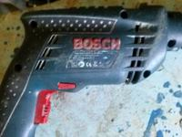 Bosch GSB-13RE - Wy��cznik czy mo�e co� innego.