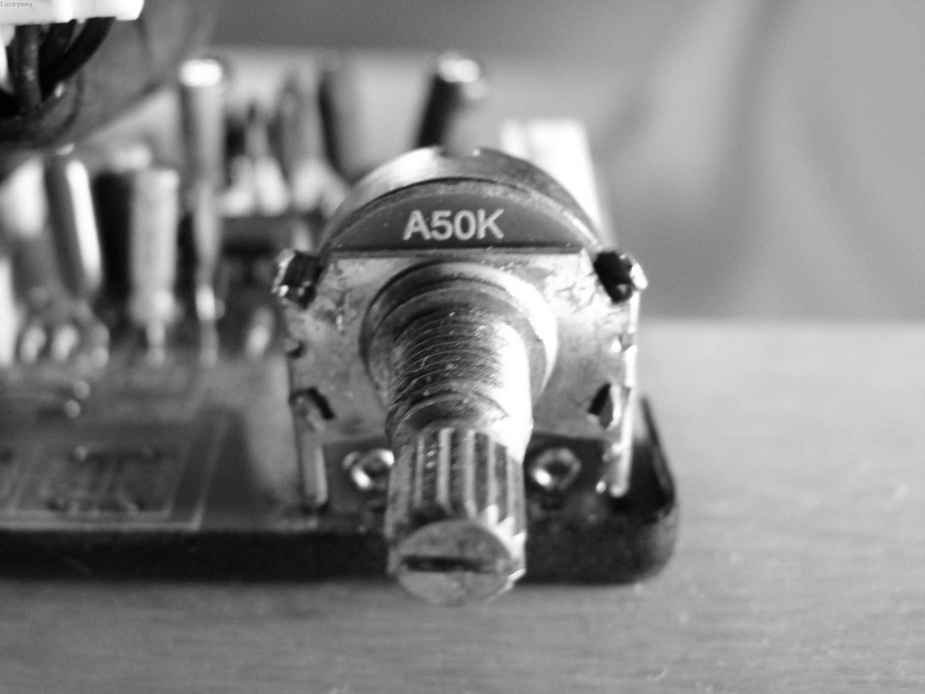 A50K - Dob�r potencjometru - zamiennika