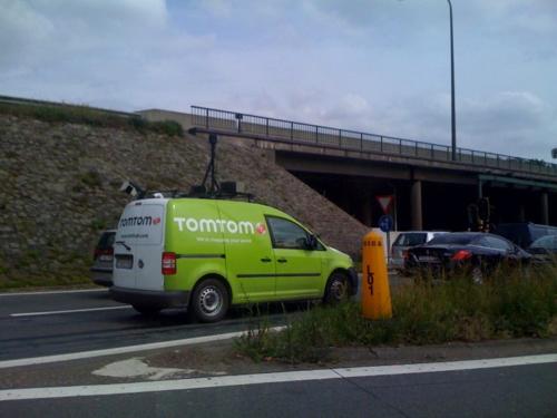 TomTom pracuje nad własną usługą podobną do Google Street View?