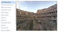 Zabytki W�och i Francji od teraz w Google Street View
