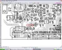 Onkyo FR-435 - grzejaca się dioda Zenera, przekaznik nie zawsze załącza kolumny