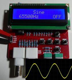 Generator funkcyjny DDS - prosty sposób na polepszenie jakości sygnału