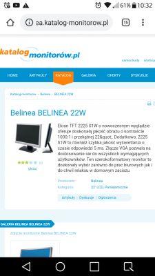 Monitor Belinea Belinea 22W - Podłączenie ps4 do monitora