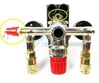Kompresor - Jak nazywa się ta śrubka?