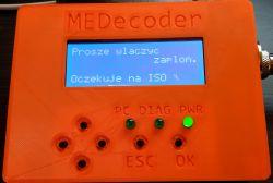 MEDecoder(TM), czyli diagnostyka do malucha na którą czekał cały świat