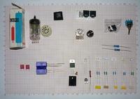 Hybrydowy wzmacniacz s�uchawkowy na 12AU7 i JRC4556.