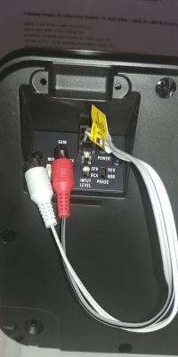 Subwoofer Pioneer TS-WX130EA - Gdzie w radiu RCD310 jest remote załączanie +