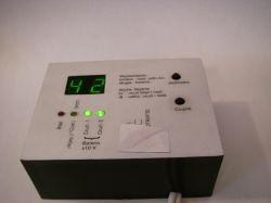 Higrometr na DHT11 i Atmega168 z alarmem.