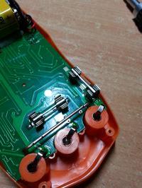 multimetr kemot kt33 uszkodzona funkcja pomiaru prądu