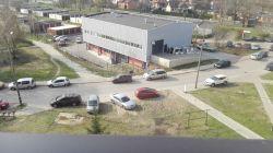 Monitoring parkingu z dużej odległości