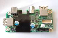 Mitac Notebook - wy�acznik ekranu TFT oraz gniazdo zasilania