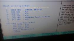 Samsung RV511 brak startu z windows boot manager