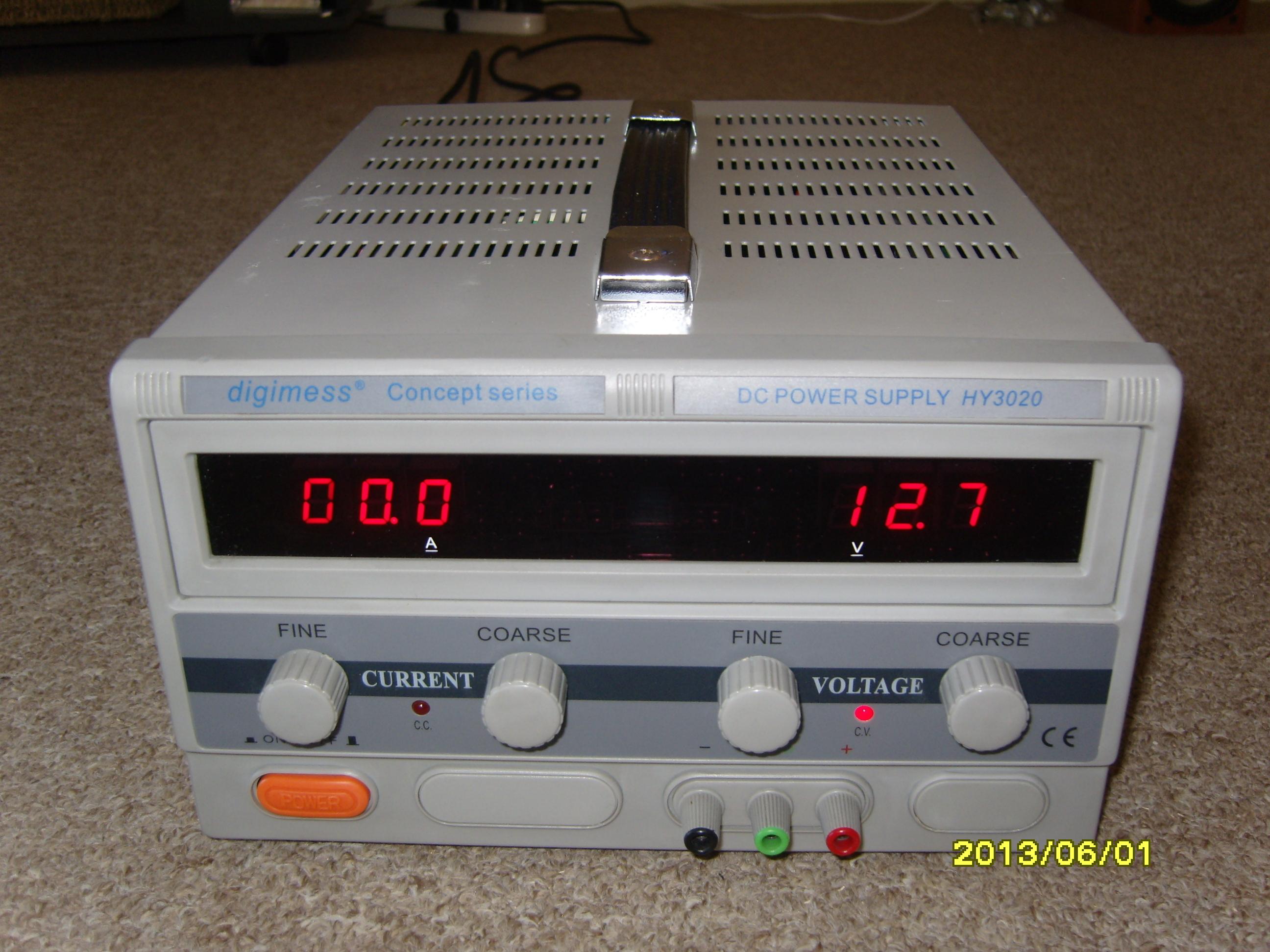 [Sprzedam] Zasilacz warsztatowy / laboratoryjny Digimess HY3020