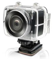 Freestyle HD - sportowa kamera HD z uniwersalnym mocowaniem