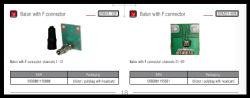 Antena HN63 - Jakie jest tam oznaczenie symetryzatora kątowego LTE?