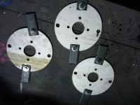 Kosiarka rotacyjna 3 noże po 380mm- nie tnie trawy