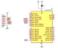 [ISP] Zasilanie z programatora - zasilanie samego mikrokontrolera