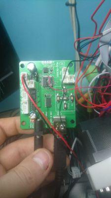 Drukarka 3D Anet A8 jako plotter laserowy