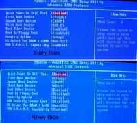 Instalacja Windows XP z pendriva - ustawienie boot-owania