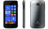 "Fly Era - rosyjski smartphone z 4"" ekranem, Snapdragon 200 i Windows Phone"