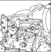 Renault silnik 1.6 16v K4M 760 - Brak kompresji po wymianie rozrządu