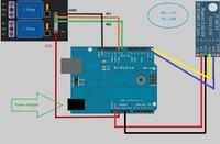 Arduino Leonardo/Mega/Uno - sterowanie Power Relays, chwilowe HIGH na starcie