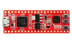 FireAnt - mała płytka prototypowa z Efinix Trion T8 FPGA (Crowd Supply)