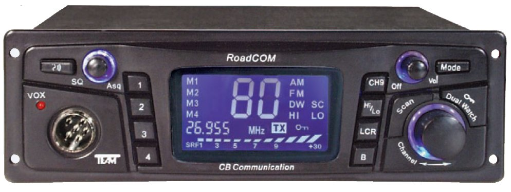 CB Radio Team RoadCom MultiNorm - kilka pyta�