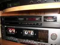 [Sprzedam] Wieża Soundwave 1300 4 segmentowa ,CD Technics SL-P111 , Kolumny