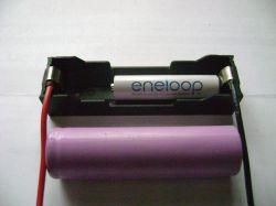 Ładowanie akumulatorów Li-Ion, Ni-MH za pośrednictwem pręta miedzianego