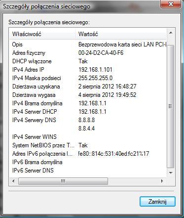 WR743ND - po pewnym czasie nie można połączyć z routerem
