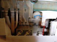 Bosch SRV45T13EU - Nie kończy cyklów