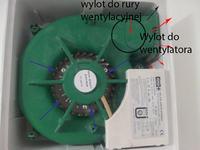 Helios ELS-V 60/35 - Wentylator helios - prawid�owa instalcja